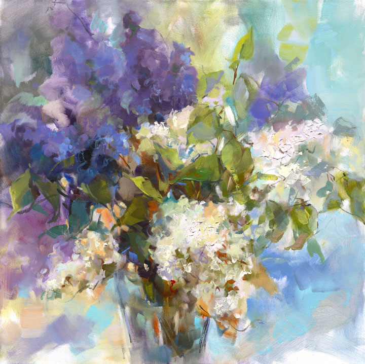Nothing but lilacs 2